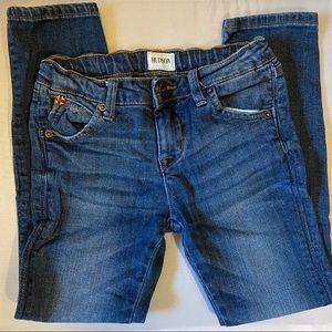 Hudson | girls sz 6 skinny jeans